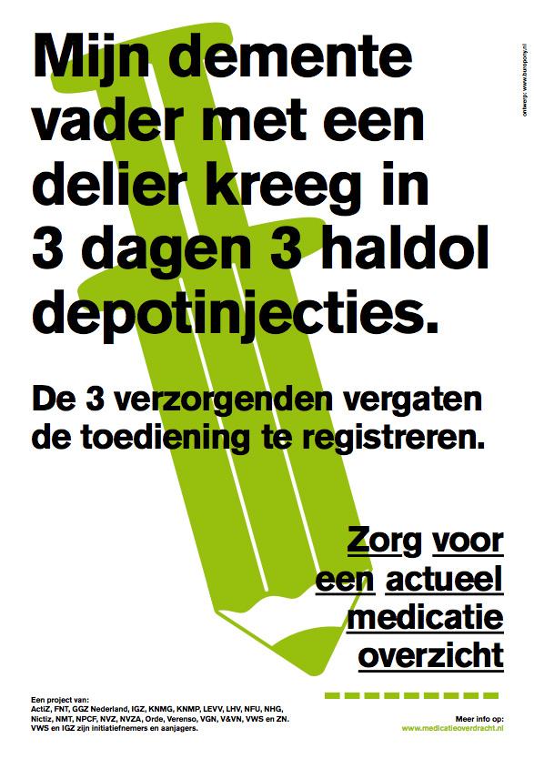 Poliklinische Apotheek Leeuwarden – Medicatie-overzicht